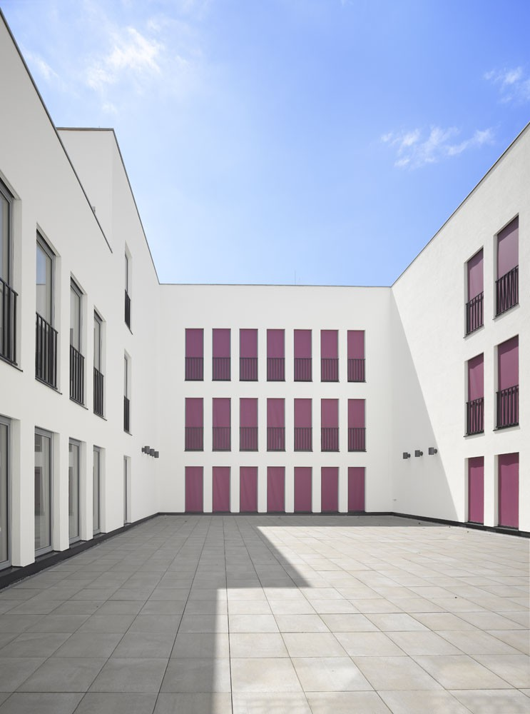 Office and Commercial Building in Karlsruhe