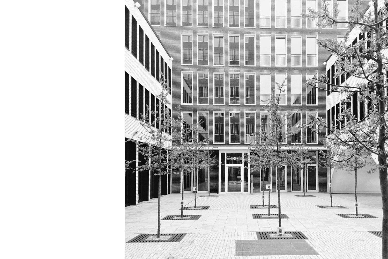 Bürogebäude im Arnulfpark München