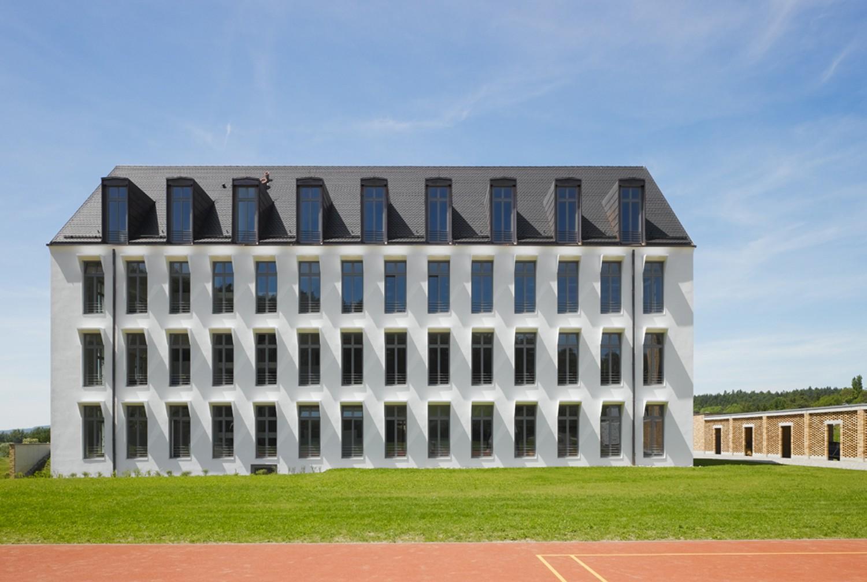 Erweiterung Kloster Hegne Marianum in Allensbach