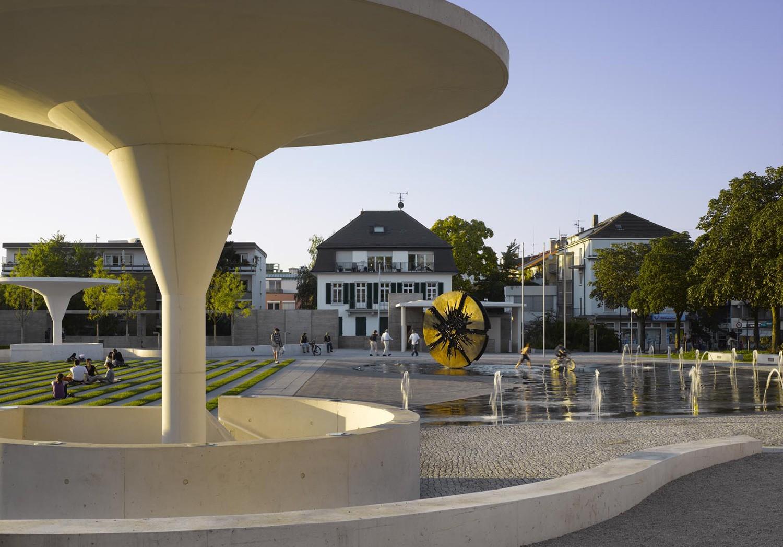 Georg-Büchner-Anlage in Darmstadt