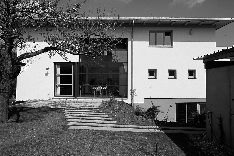 Haus M. in Stuttgart-Vaihingen