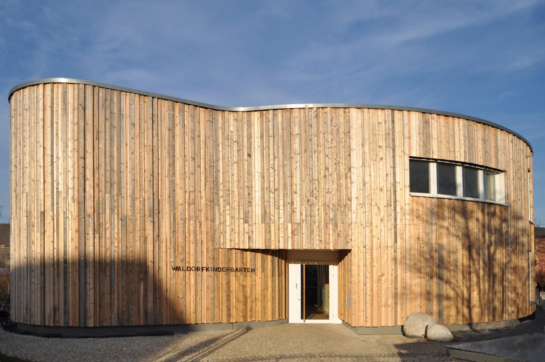 Neubau Waldorfkindergarten Esslingen